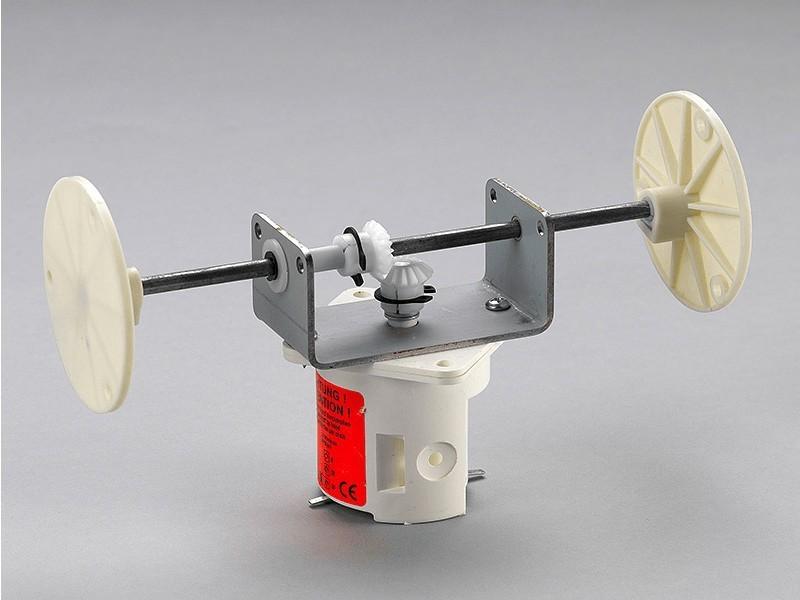 L'animation du produit avec le modele BDO 010 alimenté par batterie