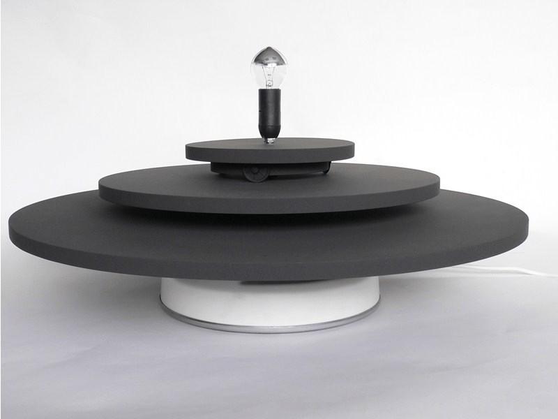 table tournantes 3 plateaux rotatifs